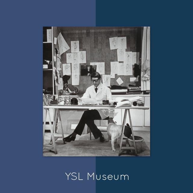 Yves Saint Laurent Museum, Paris