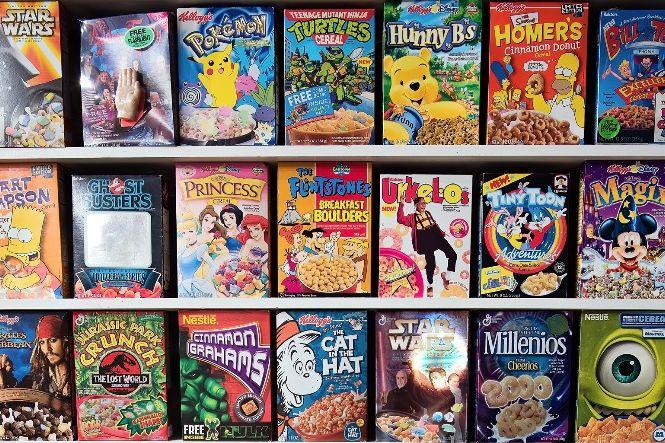 Cereal Killer Cafe, hipster, london, cafe