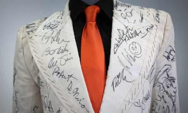The Canvas Suit