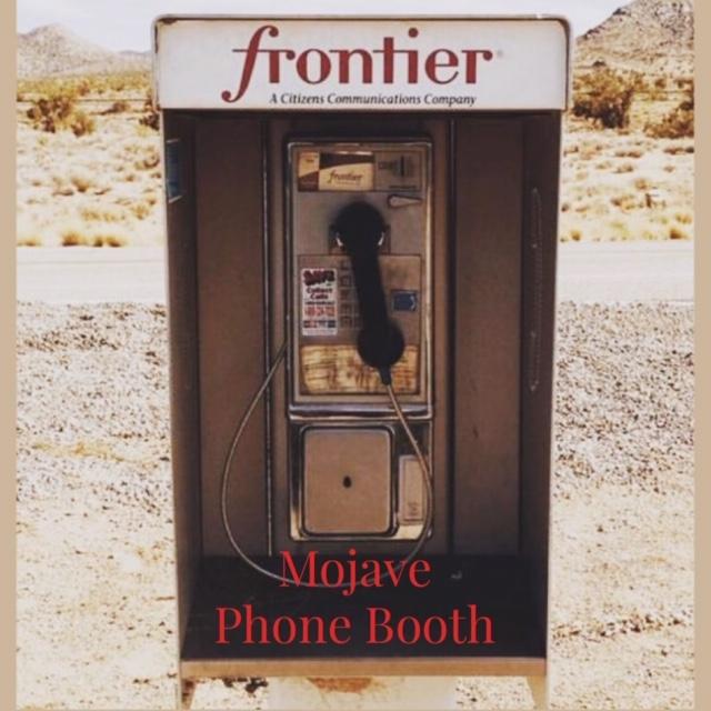 Mojave Phone Booth Tale