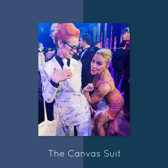 The Canvas Suit