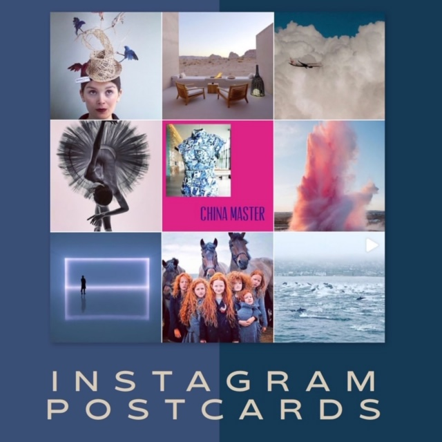 Instagram Postcards